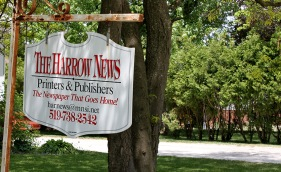 The-Harrow-News-Publishing