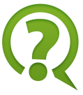 q and question mark