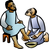 maundy thursday clip art